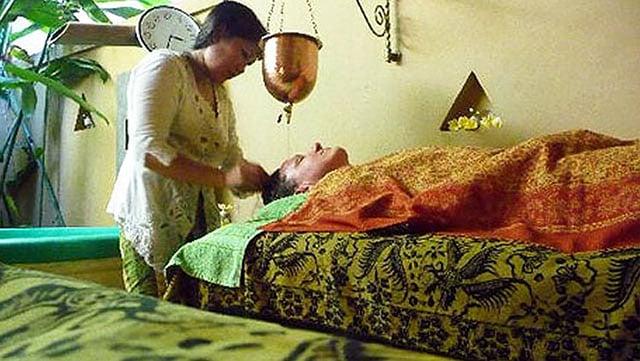 阿育吠陀滴油护理 努沙杜瓦