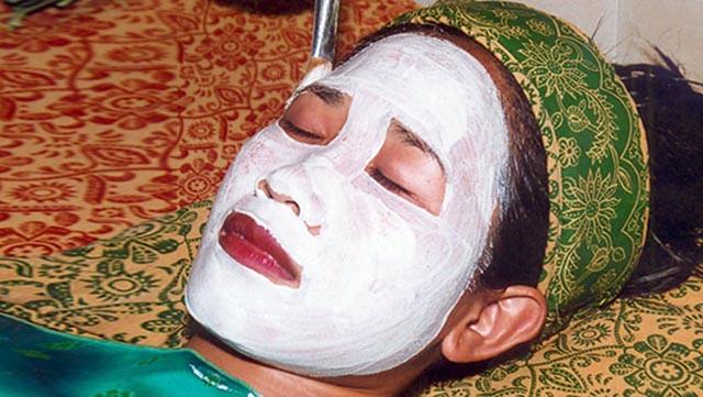 巴厘式面部护理 努沙杜瓦