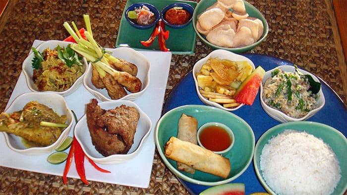巴厘岛风味抓饭