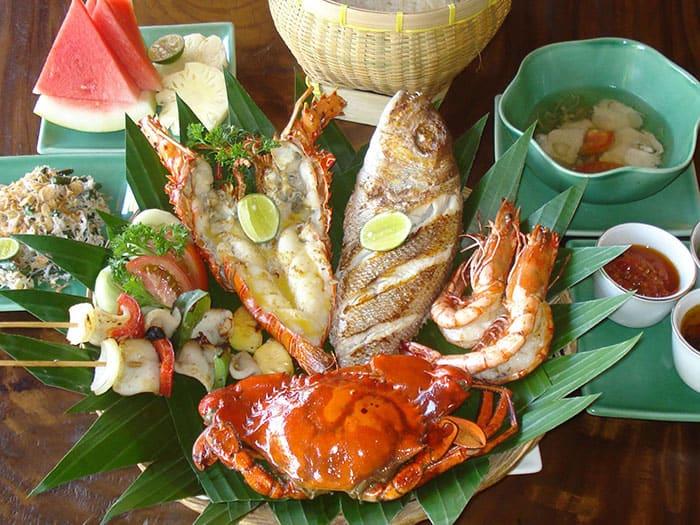 龙虾海鲜盛宴